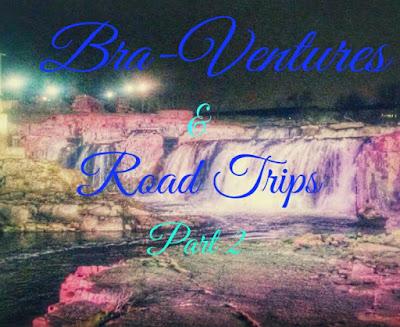Bras, adventure, road trip, bra-venture, a bra that fits