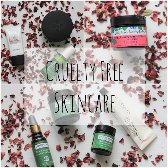 Top 5 Cruelty Free Skincare Brands