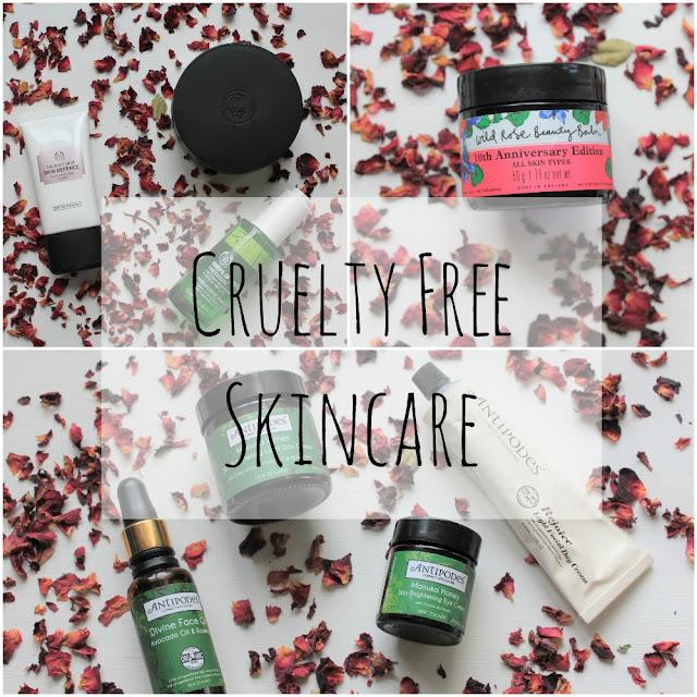Top 5 Cruelty Free Skincare Brands