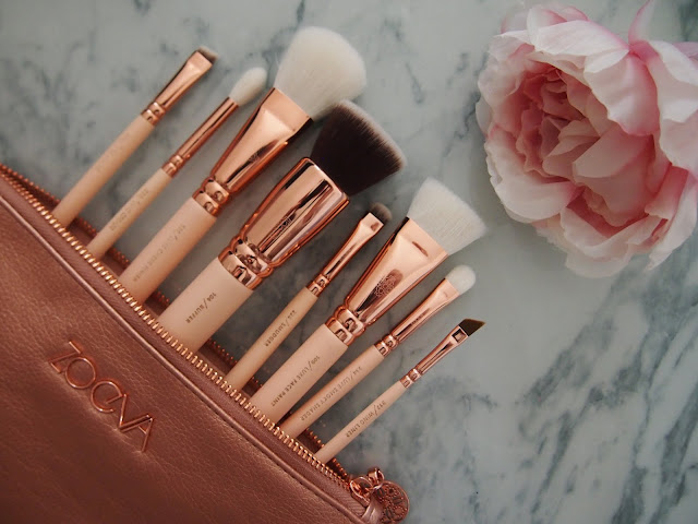 zoeva rose golden luxury set volume 2 review