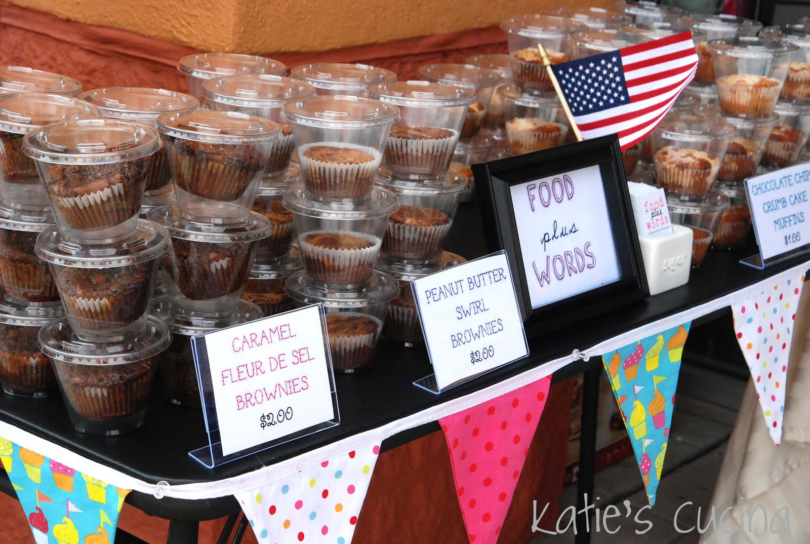 Food Sale: Food Blogger Bake Sale {Recap}