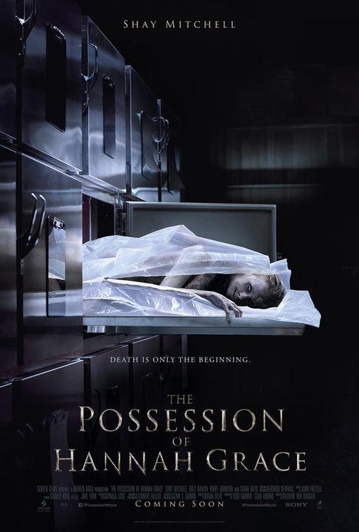 Review Filem The Possession Of Hannah Grace