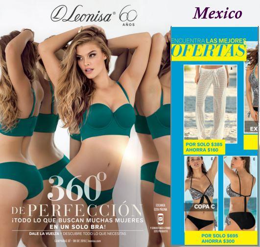 8e7117808e Catalogo de Leonisa Campañas 7 y 8 2016