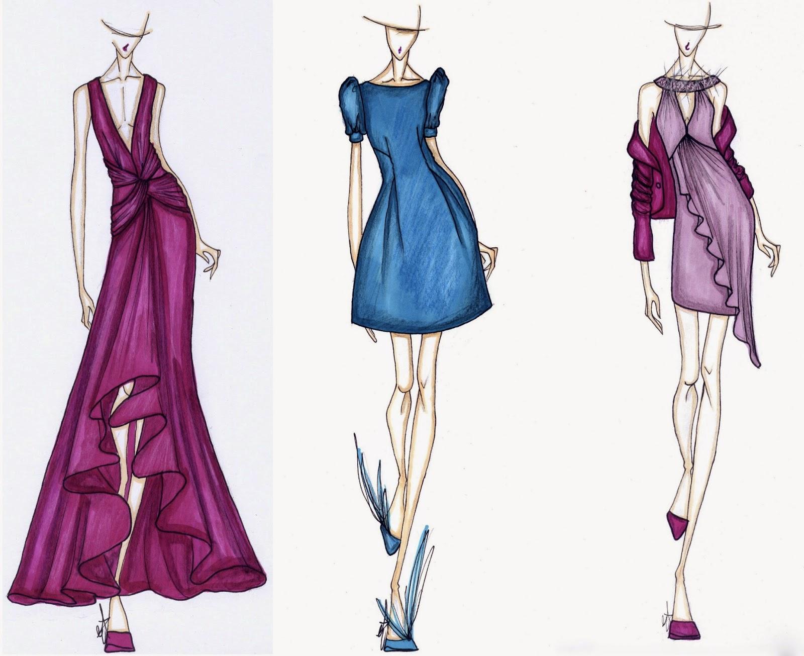 Favoloso Scuola moda VEZZA : NUOVI CORSI DI UFFICIO STILE E FIGURINO AD  NX66