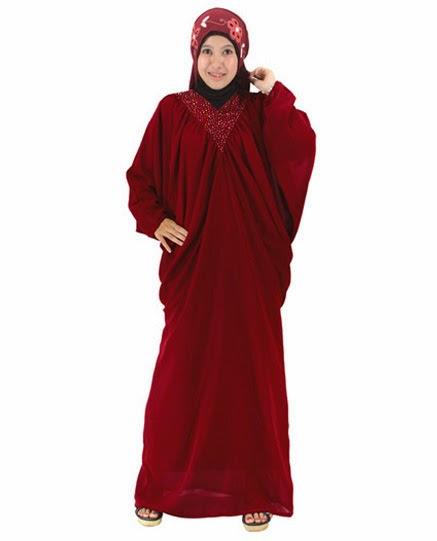 Model Gaun Muslim Wanita Gemuk