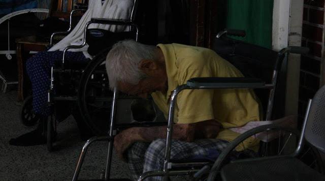 ¡INHUMANOS! 20 abuelos en peligro de quedar en la calle: GNB les da un mes para desalojar geriátrico