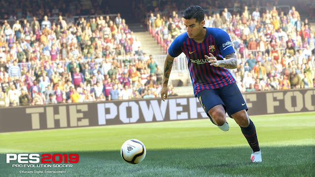 Game PES 2019 PRO Evolution Soccer