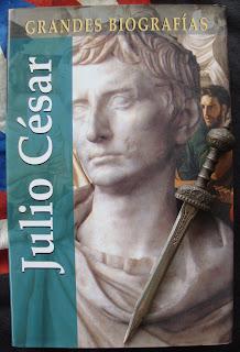 Portada del libro Julio César, de varios autores