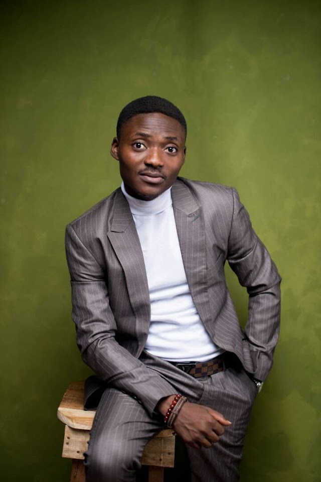 Tobi Osho, New face Of Gospel Music In Africa