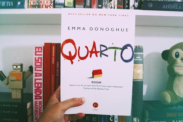 Quarto, de Emma Donoghue (#18)