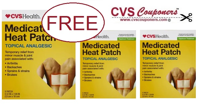 https://www.cvscouponers.com/2019/03/free-cvs-health-medicated-heat-patch-33.html