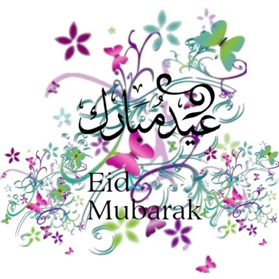 eid mubarak to you and your family as well