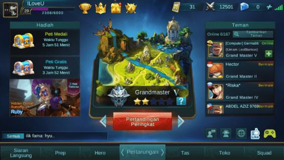 Cara Memindahkan Akun Mobile Legends