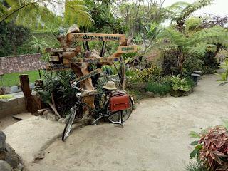 Sewa Villa Kolam Renang Taman Dolan Kota Batu