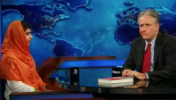 This Incredible Young Woman Leaves Jon Stewart Speechless!