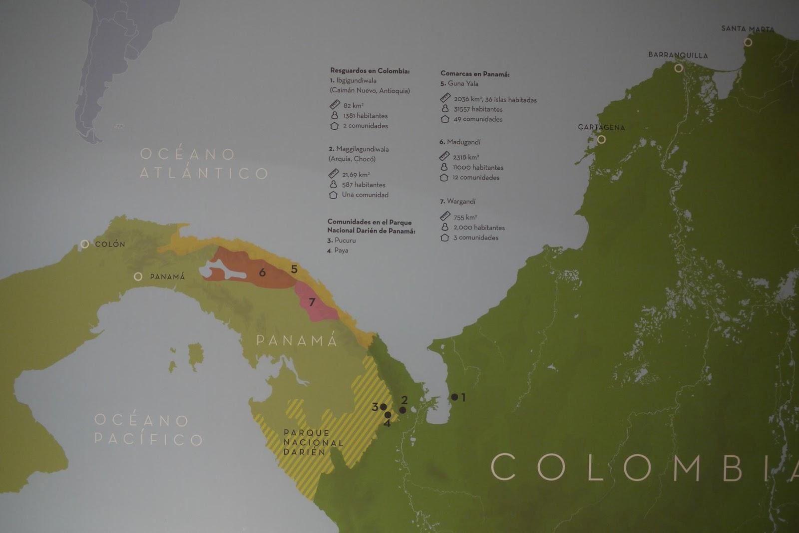 Mikes Bogota Blog The Gunadules Art From The Universe - Map us embassy bogota