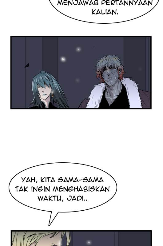 Webtoon Noblesse Bahasa Indonesia Chapter 45