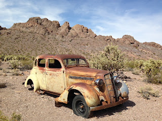 Nelson Ghost Town: Ghost towns near Las Vegas
