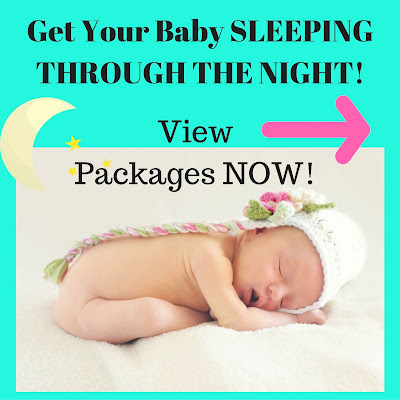 baby wakes up all night