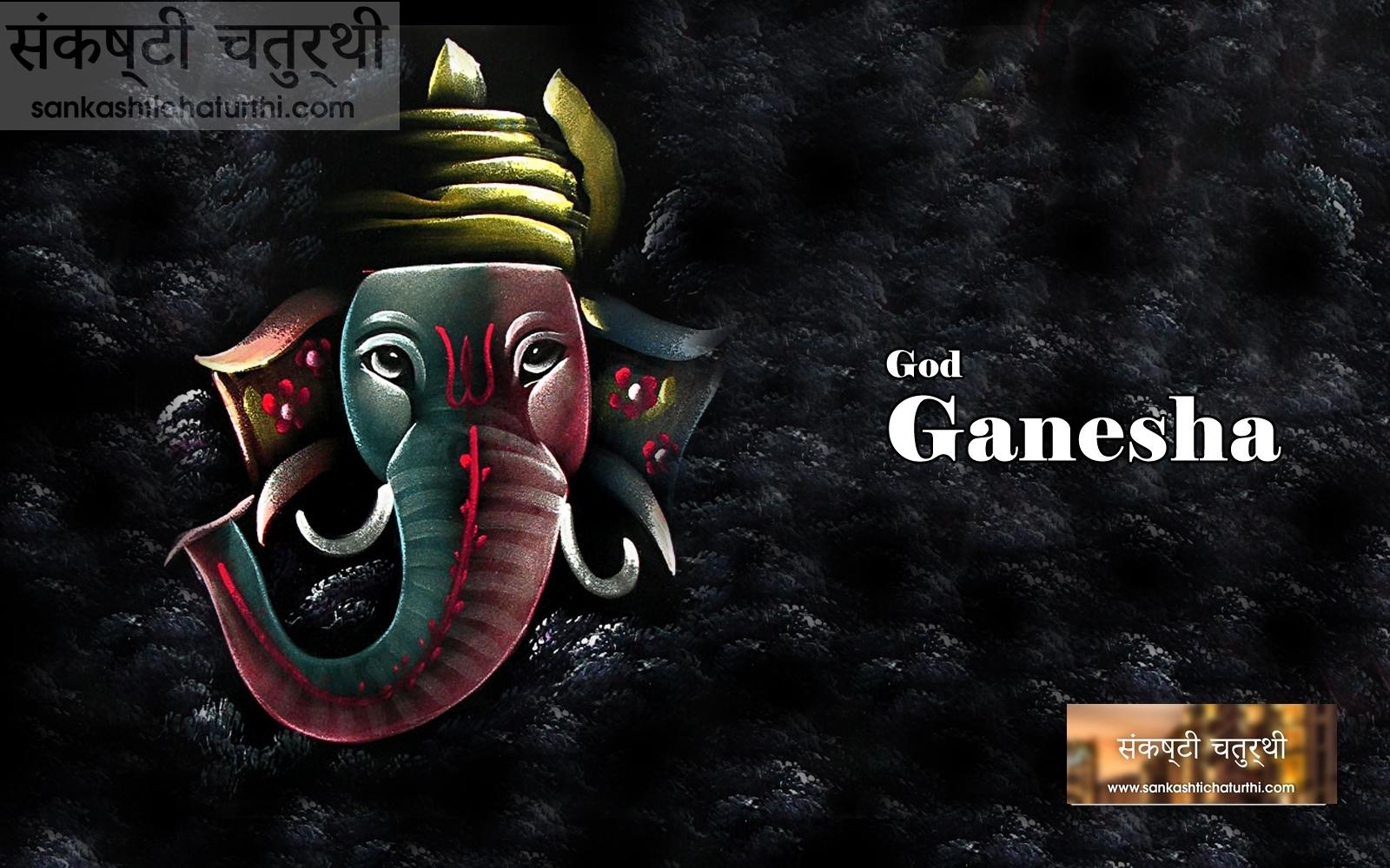 Ganesha Chaturthi images and wallpaper 2017 Free HD Ganesh