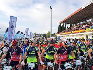Clasificaciones 101 kilómetros Ronda 2018