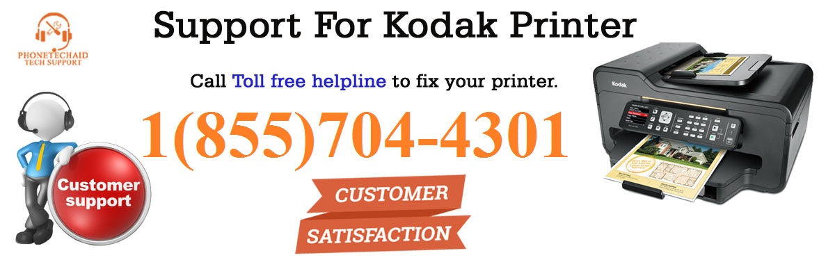 toll free 1 855 704 4301 how to kodak wireless printer software