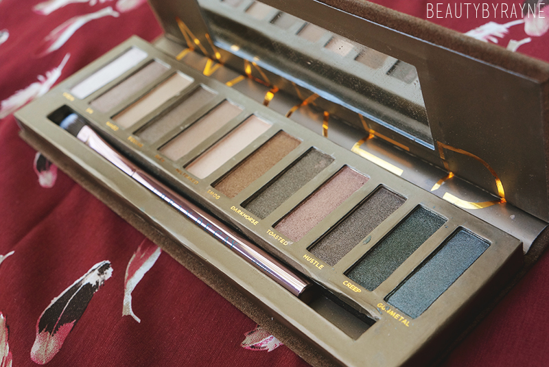 Urban Decay Fake Dupe palette review