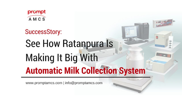 See How Automatic Milk Collection System Helps Ratanpura Make It Big