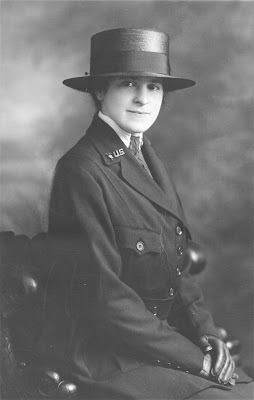 Zowitza Nicholas, World War I Army Nurse