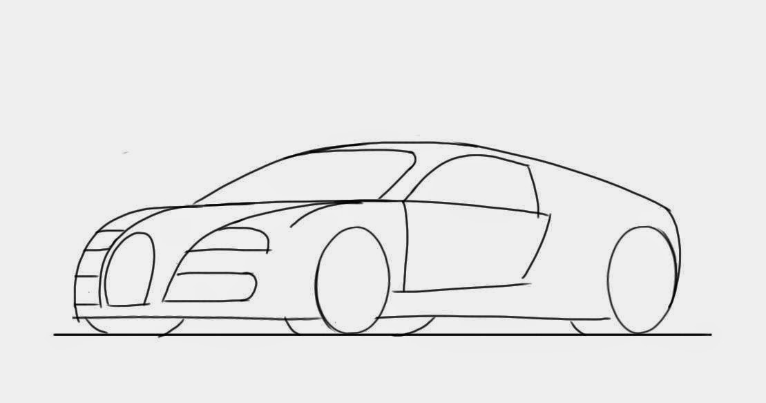 Draw a Car | Art Meaning