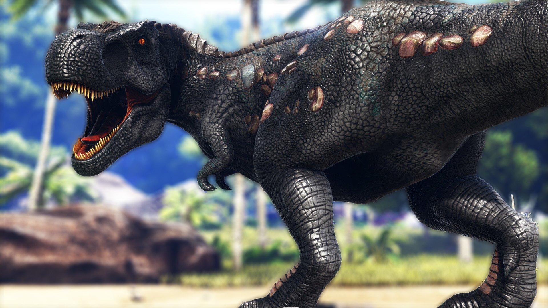 Ark Survival Evolved Dinosaur Wallpaper