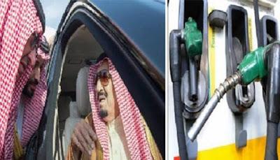 عامل محطة يرفض تعبئة سيارة الملك سلمان بالوقود والسبب أغرب من الخيال