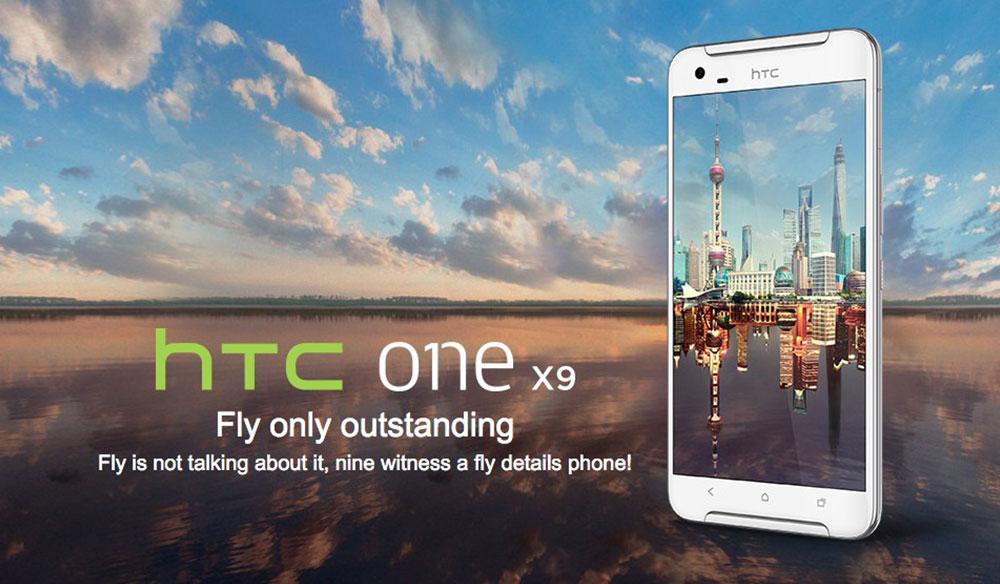 HTC One X9 Güçlü Özellikleri ile Karşınızda