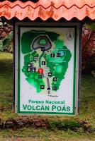 Parque Nacional Volcán Poás, Poás Volcano National Park