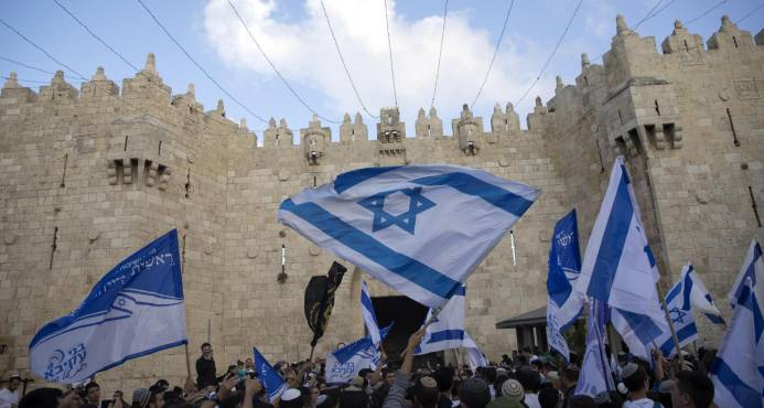 Israel celebra el triunfo del traslado de la embajada de EEUU a Jerusalén