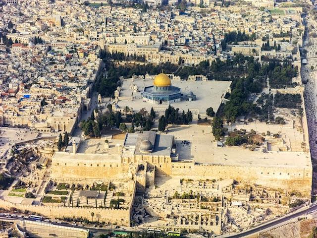 Jerusalem - Vùng đất thiêng của ba tôn giáo lớn