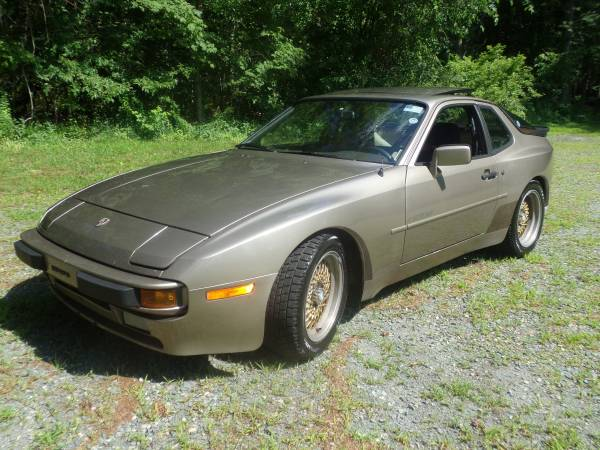 Keeping It In The Family Swap 1983 Porsche 944 968 Engine Dailyturismo