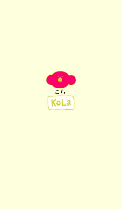 KOLA tsuki - JPN 2