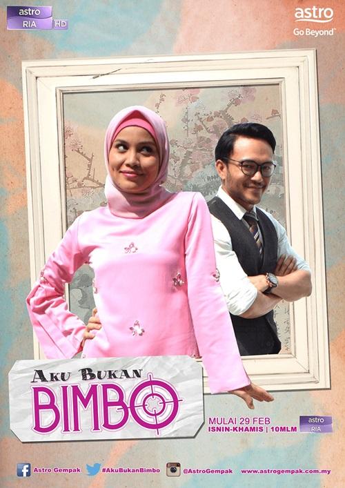 Pelakon drama Aku Bukan BIMBO (Astro), pelakon utama, pelakon pembantu, pelakon tambahan drama Aku Bukan BIMBO (Astro)