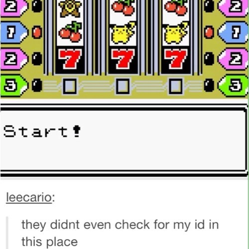 Pokemon underage gambling image