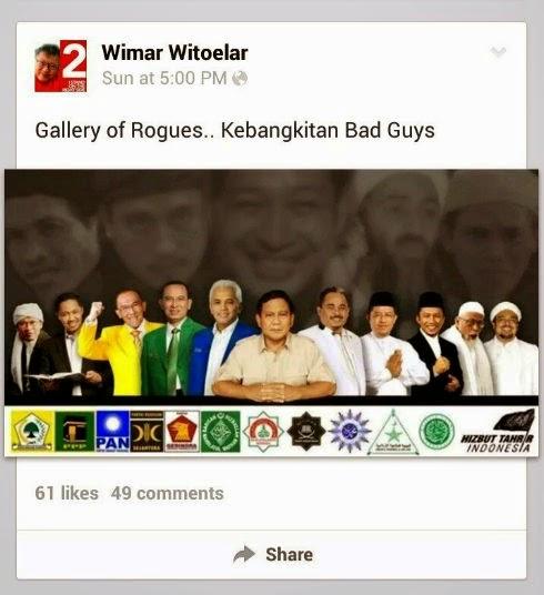 Kumpulan Gambar penghinaan Jokowi (Joko Widodo)