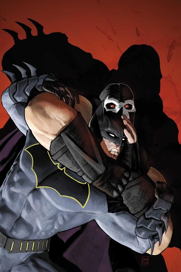 batman vs bane comic