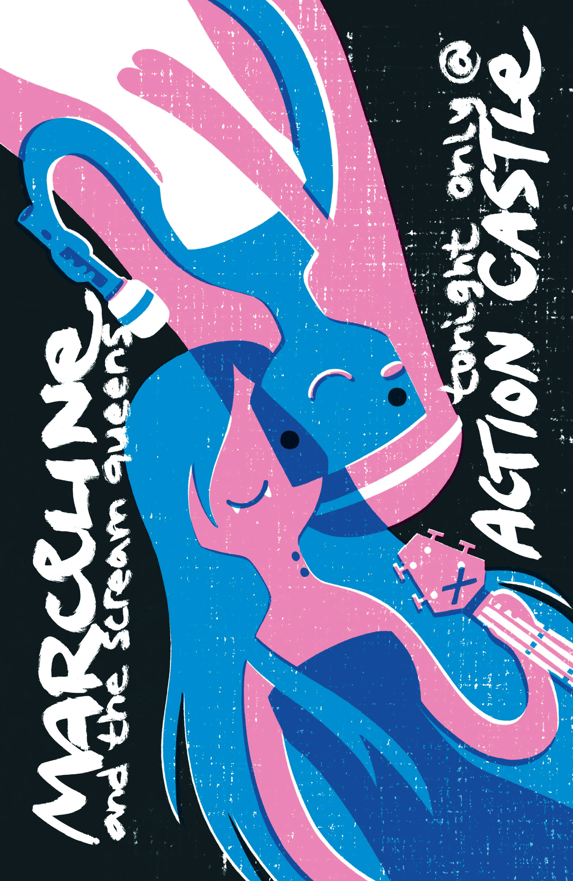 Read online Adventure Time: Marceline and the Scream Queens comic -  Issue #3 - 3