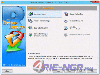 R-Drive Image 6.1 Build 6105 Final Full Version