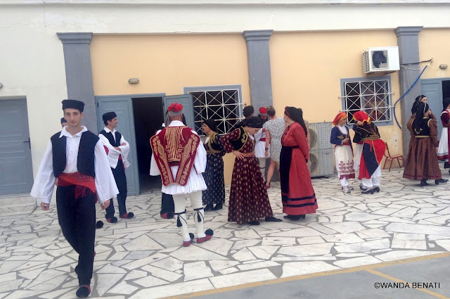 Skyros Island dancers