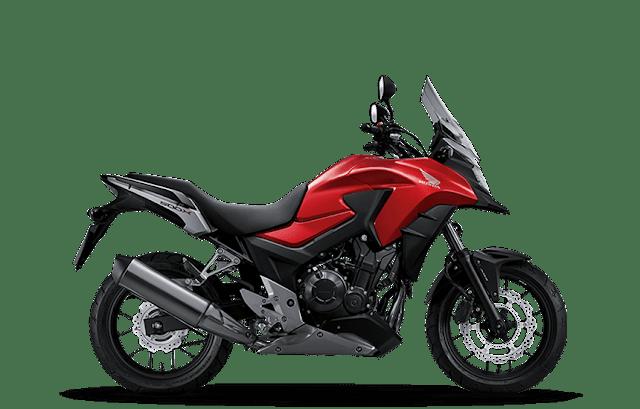 CB 500X Uma moto movida pela emoção