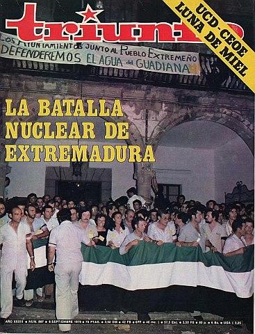 REVISTA TRIUNFO nº 867/1979