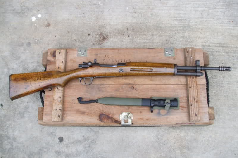 Armed (But Not Dangerous): The Franken-Mauser: Spain's FR-8