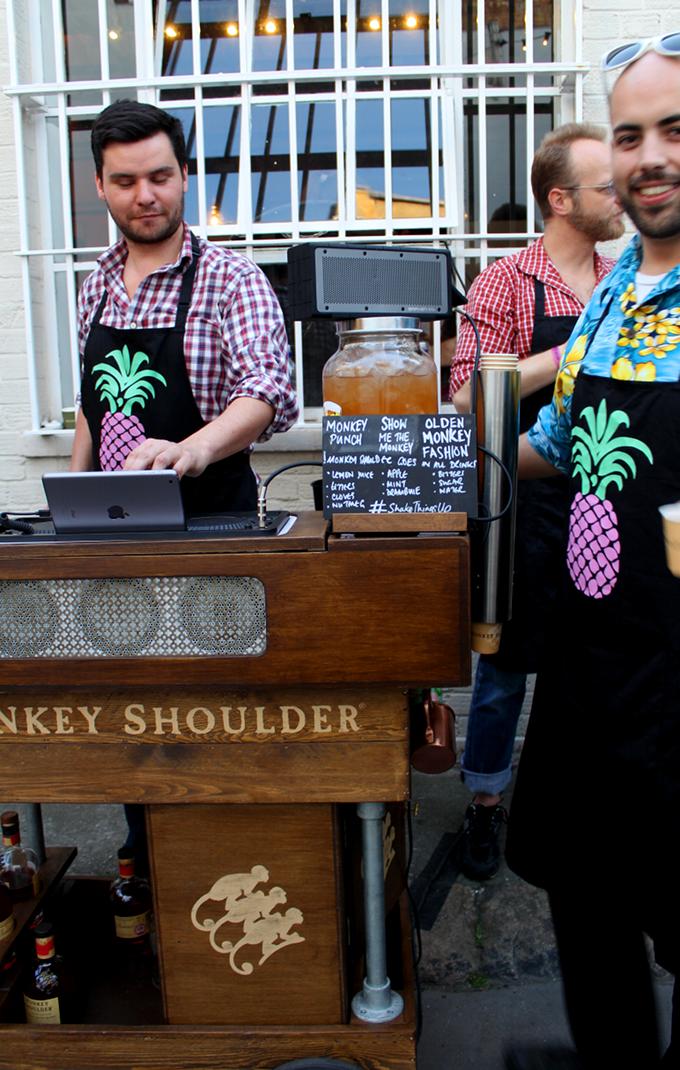 UK's Best Bartender - The Wayfarer