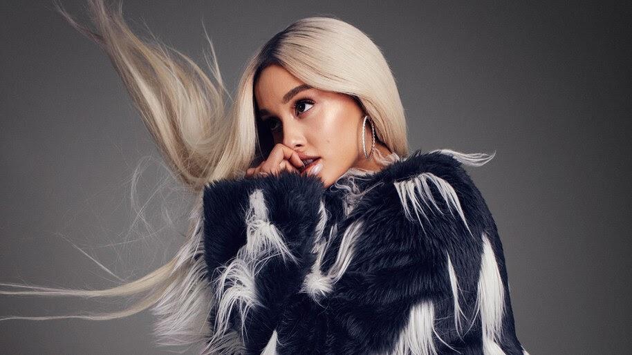 Ariana Grande, Blonde, 8K, #4.2225